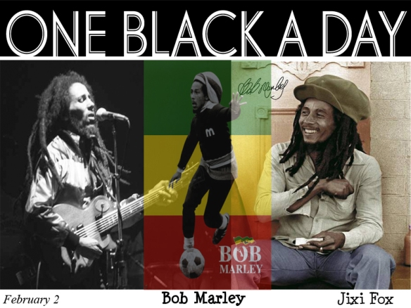 bob marley, musical legend.