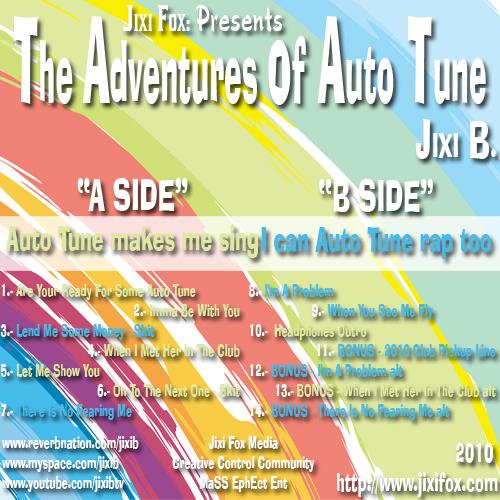 The Adventures of Auto Tune