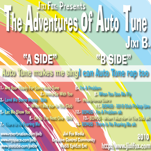 The Adventures of Auto Tune