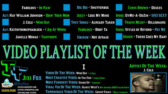 Jixi-Fox-Video-Playlist-of-the-Week-1