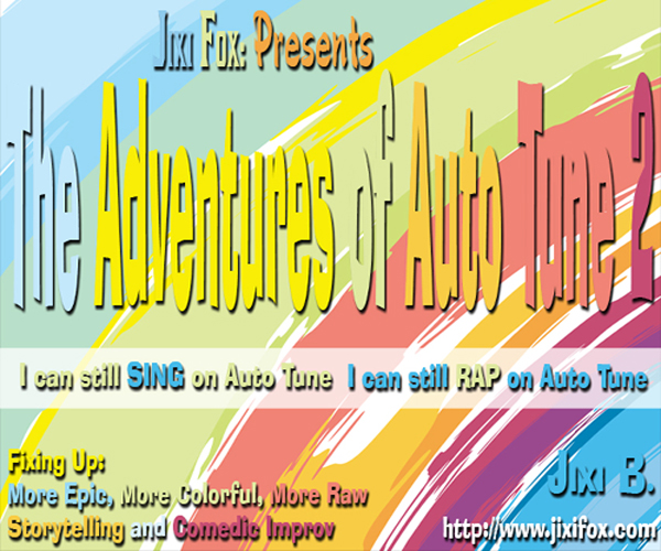 Jixi-Fox-Presents-The-Adventures-of-Auto-Tunes-2-Front