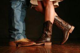 texas two step dance