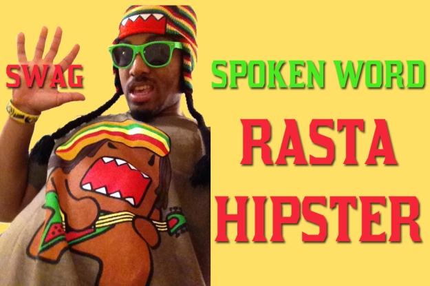 Spoken Word Rasta Jixi Fox