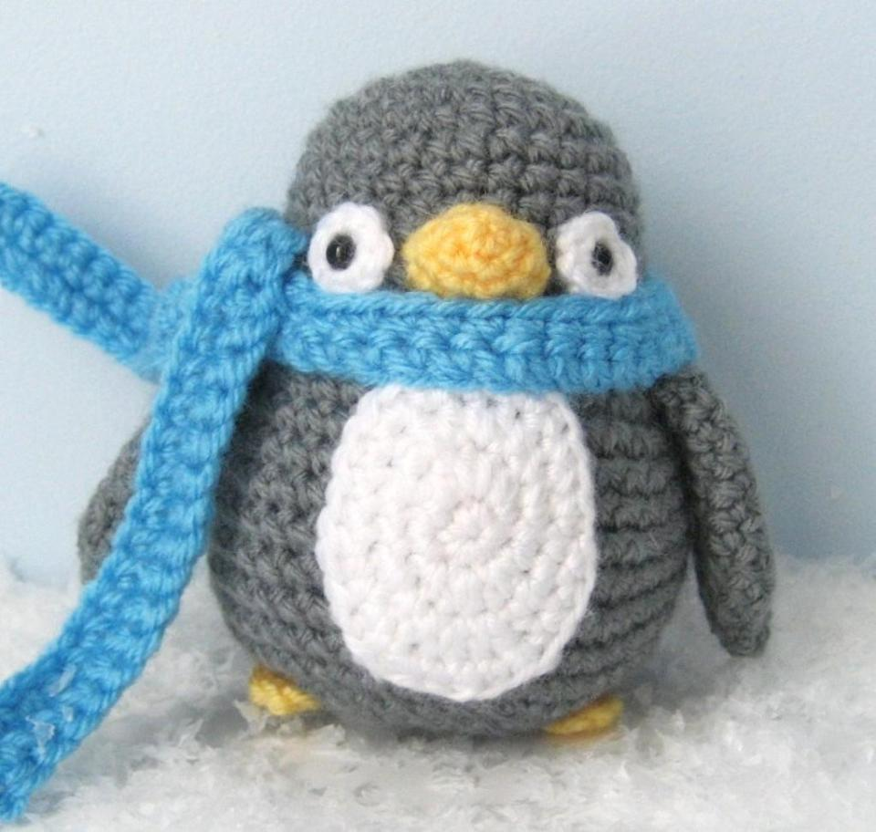 Penguin Crochet