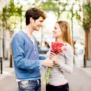 First-date-flowers
