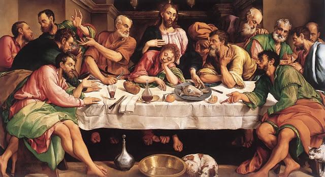 The_Last_Supper_Jacopo_Bassano