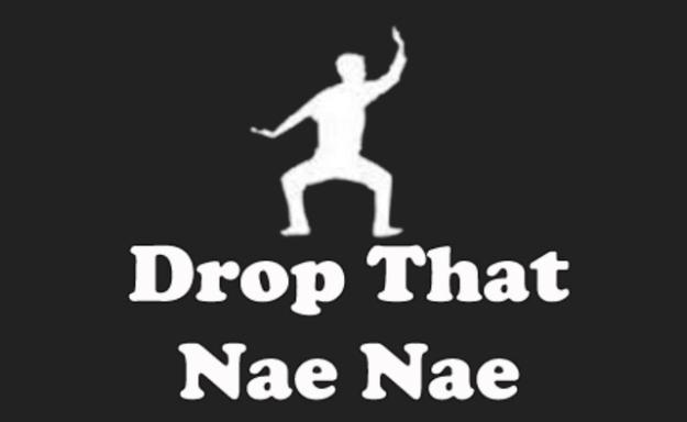 drop that nae nae
