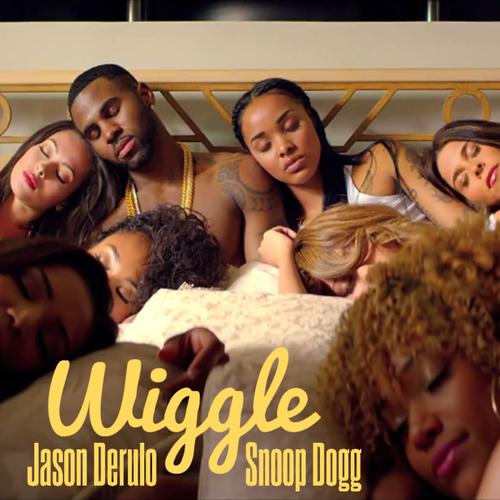 WIGGLE - JASON DERULO feat SNOOP DOGG
