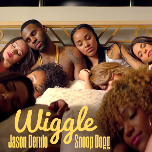 WIGGLE - JASON DERULO feat SNOOP DOGG