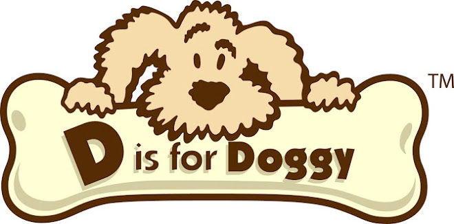 d is for doggy