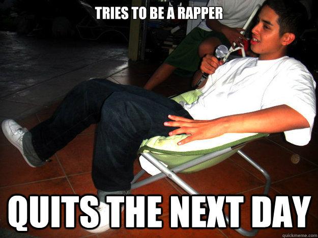 rapper meme