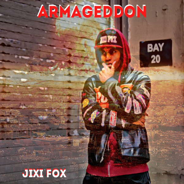 Armageddon - Jixi Fox - Free Verse Poetry - jixifox - 600px