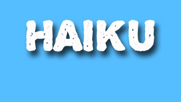 haiku poetry - jixi fox - free verse spoken word nyc poem - light blue