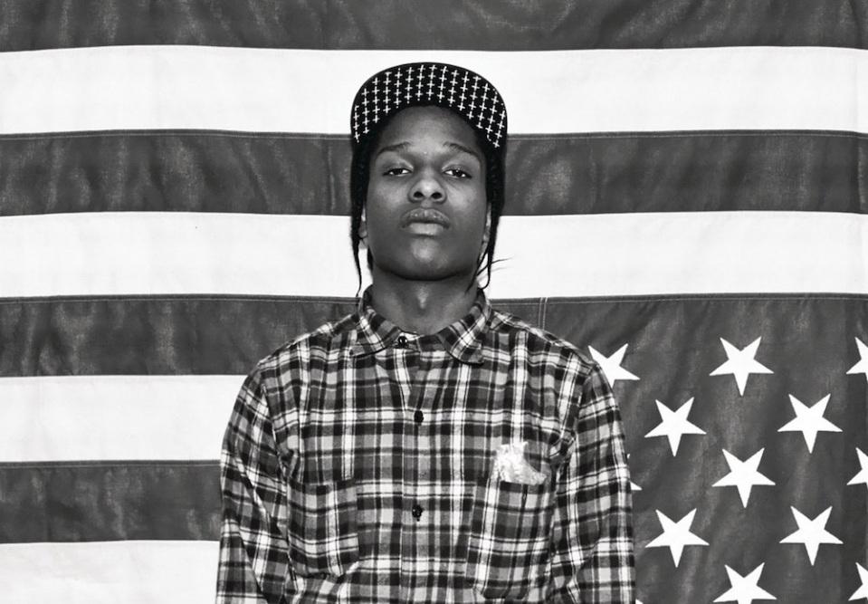 asap rocky - best music new music 2015 hip hop photos