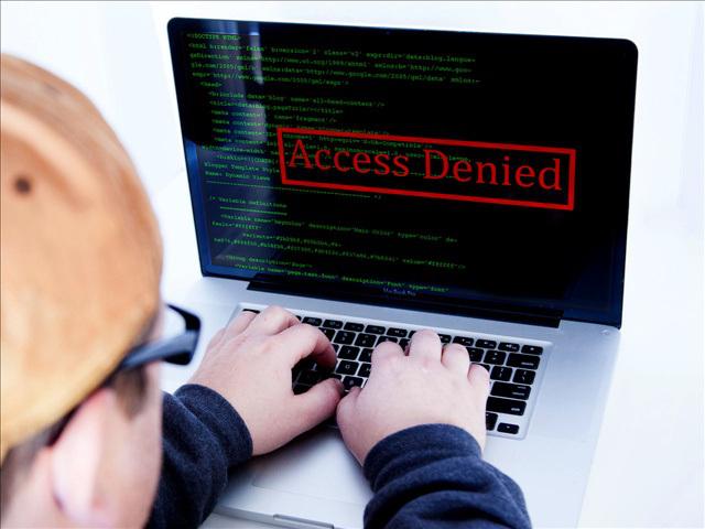 hacker - cant hack it