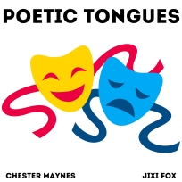 Duets - Poetic Tongues - Jixi Fox - Chester Maynes - Poetry Artwork Cover 1.1