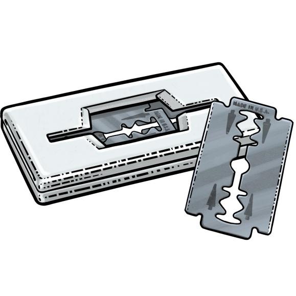 razor-blades