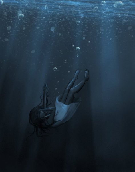 drowning_in_sorrow by_lightcolorsart