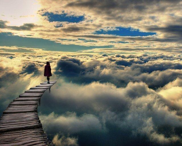 awake-path-in-clouds