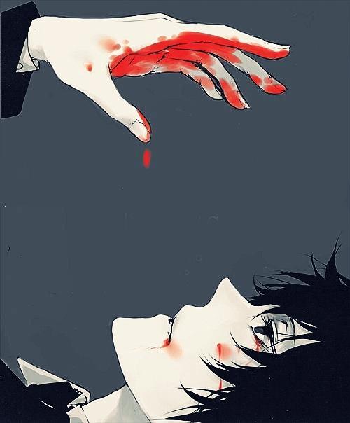 bleeding emptiness