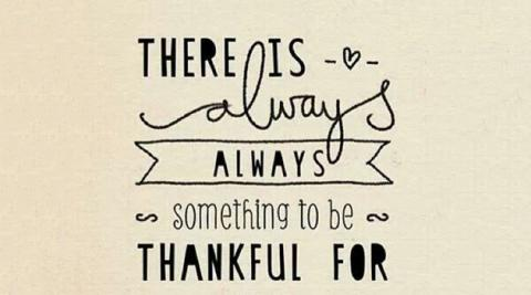 things-were-thankful-for