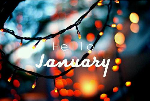 hello_january_photohello_january_photo