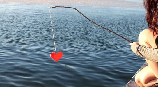 fishing for love