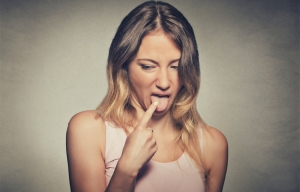 Bitter Taste In Mouth