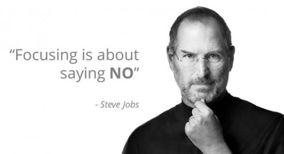 Steve Jobs - Point Blank