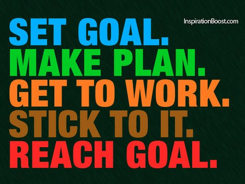 ready set goals