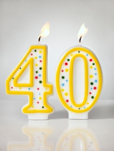 Birthday-forty