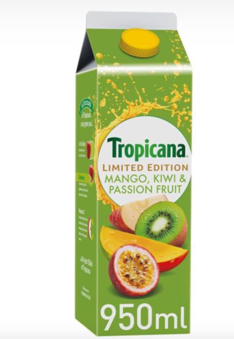 mango kiwi passion fruit exotic flavors