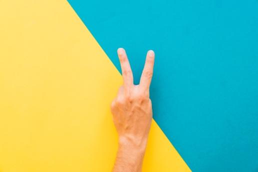 two-finger