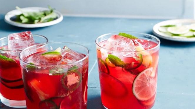 pineapple-hibiscus-cocktail