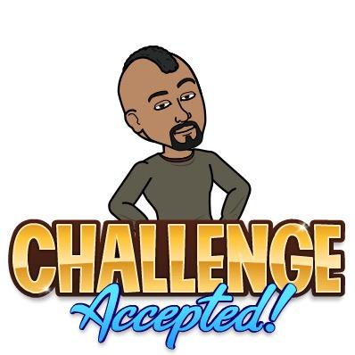 challenge accepted - jixifox emoji